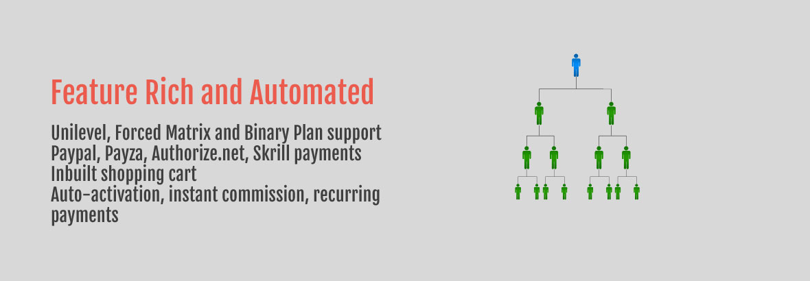 Binary plan structure banner